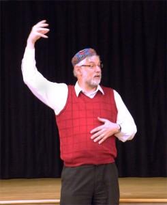 Maggid Uriel David (Jim)